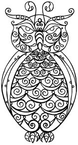Curly Owl