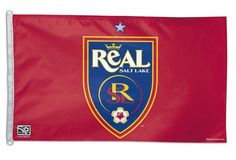 *HOT RARE* NEW Salt Lake Real MLS SOCCER Flag, 3x5' ft Flag  *LIMITED SUPPLY  | eBay