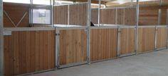 Firma Sulzberger Pferdeboxen Pferdeställe (Pferdeboxen Liberty)