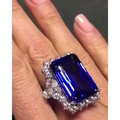 @tancheeseng7472  @bola3jewelry.  Sapphire Ring