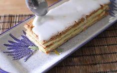 A világhírű francia sütemény receptje, így készül a Mille Feuille! Ínycsiklandó vaníliakrémes finomság! - MindenegybenBlog