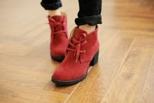 Zapatos de mujer de la muchacha botas de montar zapatos(China (Mainland))