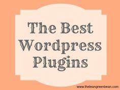 the best wordpress plugins The Best Wordpress Plugins