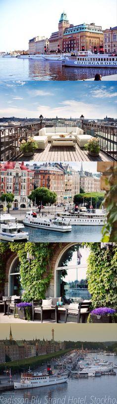 Stockholm - Sweden - Rodisson