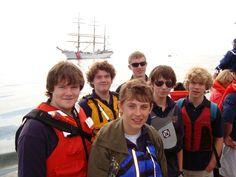 sea scouts of america   Sea Scouts ready to board