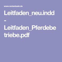 Leitfaden_neu.indd - Leitfaden_Pferdebetriebe.pdf