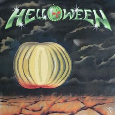 Animated Album Covers, Fun! Helloween - Helloween - 1985 click the gif icon...