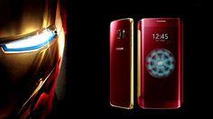 Samsung Galaxy S6 Edge Iron Man Edition продали за $91000