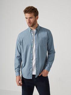 Men's Shirts - Casual & Dress Shirts | Frank And Oak