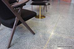 Terrazzo Floor Photograph Gallery - Fegan Terrazzo Flooring