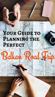 Interested in a Road Trip through the Balkans? Read all the information you need to plan your perfect Balkan Road Trip. Including facts about costs, border crossing, visas and much more. #balkan #roadtrip #planning #vanlife