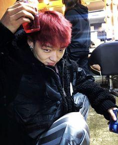 Bobby, Kim Ji Won, Kim Dong, Hanbin, Poses, Ikon, Rapper, Fandom, Punk