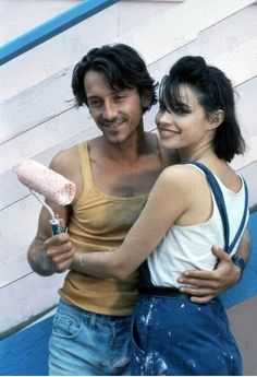 "Betty Blue, 1986 (original French title: 37°2 le matin, which means ""37.2°C in the Morning""), directed by Jean-Jacques Beineix starring Béatrice Dalle as Betty"