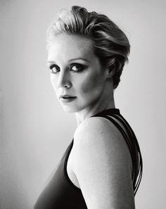 Gwendoline Christie <3 (Brienne of Tarth in Game of Thrones)