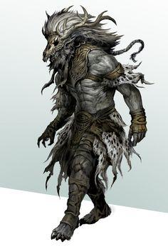 Feral Orc Shaman