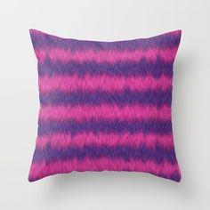 Cheshire Cat 01 Throw Pillow
