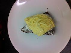 Choco brownie & ice cream #homemade #munched