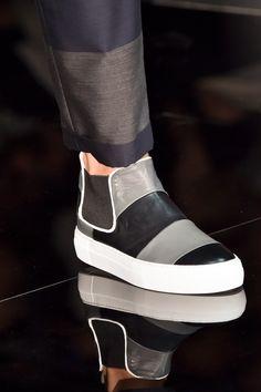 Emporio Armani Spring 2015 Menswear.