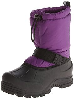 Northside Toddler Girl/'s Icicle All-Weather Snow Rain Winter Boots Choose Size