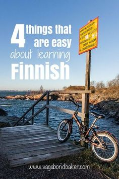 4 Things That Are Easy About Learning Finnish - Vagabond Baker Finland Trip, Finland Travel, Meanwhile In Finland, Cool Places To Visit, Places To Go, Learn Finnish, Finnish Language, Foreign Language, Finnish Words