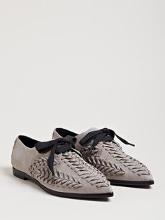 Haider Ackermann Womens Oxyde Shoes