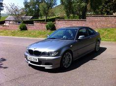 BMW 325CI MSPORT. 2003. FULL LEATHER+ CRUISE CONTROL   in Earlston, Scottish Borders   Gumtree