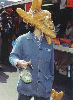 Bread Man,2001 byTatsumi Orimoto