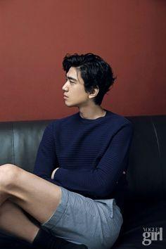 2014.04, Vogue Girl, Sung Joon