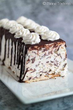 Ice chip cake because my husband has wanted it for so long -- Eissplittertorte, weil mein Mann sie sich schon so lange wünscht – Ice chip cake because my husband has been making them for so long … - Cheesecake Factory Recipe Chicken, Easy No Bake Cheesecake, Homemade Cheesecake, Classic Cheesecake, Cheesecake Cookies, Cheesecake Bites, Brownie Recipes, Dessert Recipes, Magic Custard Cake