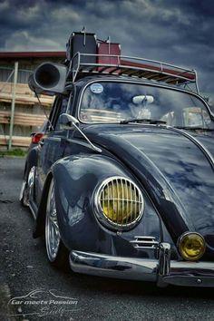 Volkswagen – One Stop Classic Car News & Tips Volkswagen Beetle, Vw T1, Vw Bugs, My Dream Car, Dream Cars, Vw Rat Rod, Vw Vintage, Vw Beetles, Car Wallpapers