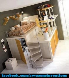 Awesome Bed Design!