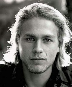 He's bad ass on Sons of Anarchy and extremely good looking