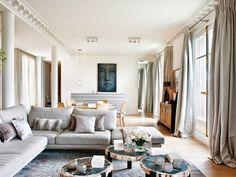 Jurnal de design interior - Amenajări interioare : Eleganță în stil clasic
