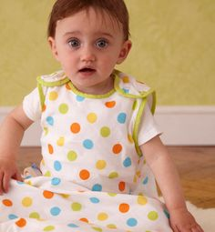 Grobags.  From the UK.  Excellent sleep sacks for babies.