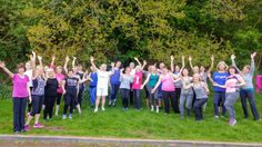 Brilliant energy from my enthusiastic 10a.m Wednesday morning Zumba Class at Midsomer Norton Sports Centre