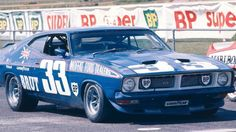 The XB GT had many successes on Australian race tracks during the early 1970s