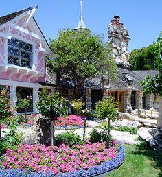 Madonna Inn, San Luis Obispo has its own unique flavor.