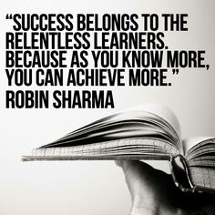 Motivation #robinsharma #success