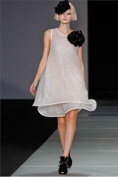 Armani dress (a favourite repin of VIP Fashion Australia )