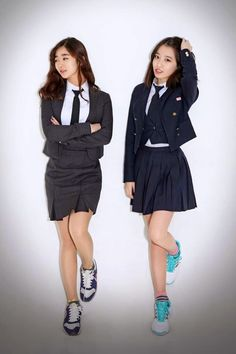 Official Korean Fashion : Korean School Uniform