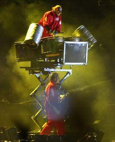 Rock in Rio 2011 - Show Slipknot