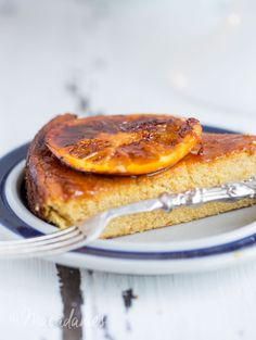 Persian Orange and Almond Cake | Anisa Sabet | The Macadames-20