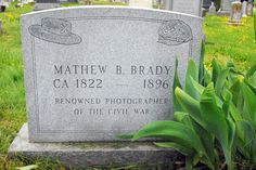 Mathew B. Brady (1822 - 1896)