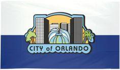 City of Orlando Flags