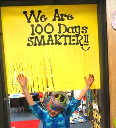 First Grade Wow: 100th day of school