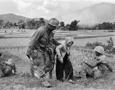 On April the capital of South Vietnam was captured at the Fall of Saigon, an event that marked the end of the Vietnam War. To honor its anniversary, look back at some of the most striking photos from the United States' longest war in history at the time. Vietnam War Photos, North Vietnam, Vietnam Veterans, Vietnam History, American War, World War Ii, Wwii, Army, Historia