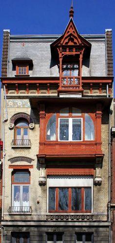 Mons-en-Barœul, rue du Général de Gaulle 69 (Eugène Gabriel Pagnerre)