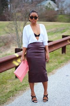 StyleLust Pages Leather Love
