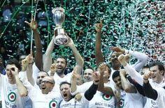 Basket, Final Eight: Sassari campione d'italia,battuta Milano