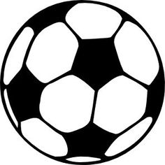 soccer ball clip art free large images recipe ideas pinte rh pinterest com soccer ball clip art transparent background soccer ball clip art black and white